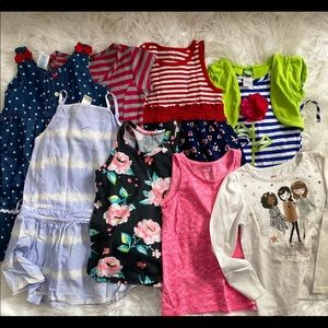 Girl's bundle outfits size 5